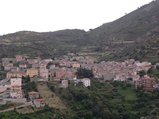 Panorama di Illorai